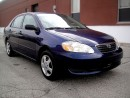 Used 2005 Toyota Corolla CE MODEL,VERY CLEAN LOW KM for sale in North York, ON