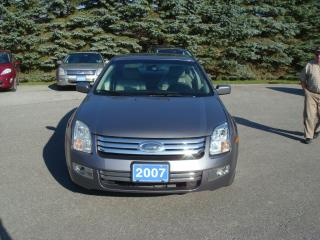 Used 2007 Ford Fusion SEL for sale in Bloomfield, ON