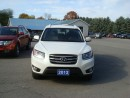 Used 2012 Hyundai Santa Fe V6 for sale in Bloomfield, ON