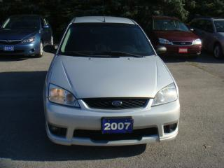 Used 2007 Ford Focus SES for sale in Bloomfield, ON