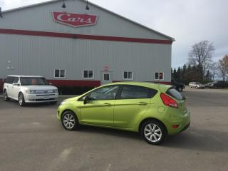 Used 2011 Ford Fiesta SE for sale in Tillsonburg, ON