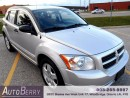 Used 2008 Dodge Caliber SXT - 5 Speed - 1.8L for sale in Woodbridge, ON
