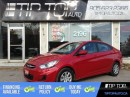 Used 2014 Hyundai Accent GLS ** Bluetooth, Heated Seats ** for sale in Bowmanville, ON