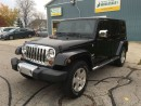 Used 2010 Jeep Wrangler Unlimited Sahara  2 TOPS, CHROME for sale in Belmont, ON