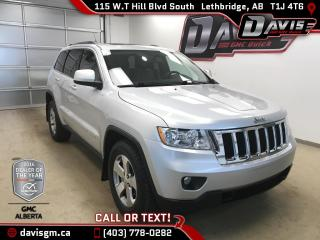 Used 2011 Jeep Grand Cherokee Laredo-Heated Leather, Sunroof, Handsfree Communication for sale in Lethbridge, AB
