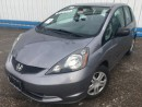 Used 2010 Honda Fit *AUTOMATIC* for sale in Kitchener, ON