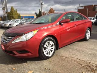 Used 2011 Hyundai Sonata GLS,USB, I Pod, AUX port,Bluetooth for sale in Kitchener, ON
