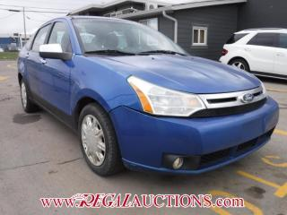 Used 2011 Ford FOCUS  4D SEDAN for sale in Calgary, AB