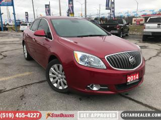 Used 2014 Buick Verano LEATHER | SAT RADIO for sale in London, ON