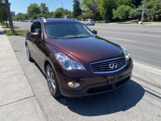 Used 2011 Infiniti EX35 AWD 4DR for sale in Toronto, ON
