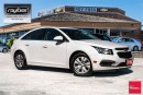 Used 2016 Chevrolet Cruze LT. TOUCH SCREEN. BACKUP CAM. FUEL EFFICIENT for sale in Woodbridge, ON