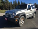 Used 2007 Jeep Liberty Sport - 4X4 for sale in Norwood, ON