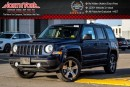 New 2017 Jeep Patriot NEW Car High Altitude|4x4|Sunroof|Htd Front Seats|R-Start|17
