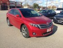 Used 2014 Toyota Venza Base V6 for sale in Goderich, ON