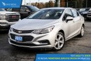 New 2017 Chevrolet Cruze Premier Auto Satellite Radio and Backup Camera for sale in Port Coquitlam, BC