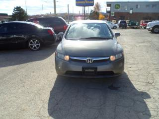Used 2007 Honda Civic LX for sale in Milton, ON