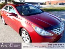 Used 2011 Hyundai Sonata SE - LIMITED - NAVI - SUNROOF for sale in Woodbridge, ON
