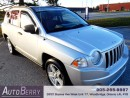 Used 2007 Jeep Compass SPORT - 5 SPEED MANUAL for sale in Woodbridge, ON