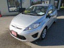 Used 2013 Ford Fiesta WELL EQUIPPED SE EDITION 5 PASSENGER 1.6L - DOHC ENGINE.. CD & AUX INPUT.. KEYLESS ENTRY.. for sale in Bradford, ON