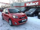 Used 2015 Nissan Micra SR Bluetooth $96 Bi-weekly for sale in Ottawa, ON
