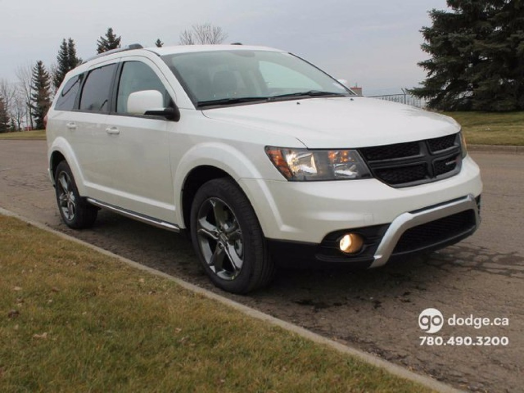 new 2017 dodge journey crossroad all wheel drive for sale in edmonton alberta. Black Bedroom Furniture Sets. Home Design Ideas