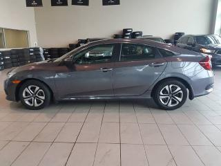 Used 2017 Honda Civic LX for sale in Red Deer, AB