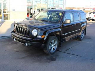 Used 2017 Jeep Patriot Sport/North for sale in Peace River, AB