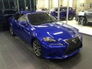 Used 2015 Lexus IS 250 ACCIDENT FREE/ONE OWNER/ F SPORT SERIES-2-HEATED/COOLED SEATS, HEATED STEERING WHEEL for sale in Edmonton, AB