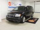 Used 2015 Chrysler Town & Country SO MANY LEATHER SEATS! for sale in Edmonton, AB