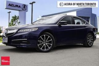 Used 2016 Acura TLX 3.5L SH-AWD w/Tech Pkg Demo Sale! for sale in Thornhill, ON