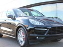Used 2013 Porsche Cayenne Turbo Local Edmonton Vehicle - Two Wheel Sets for sale in Edmonton, AB