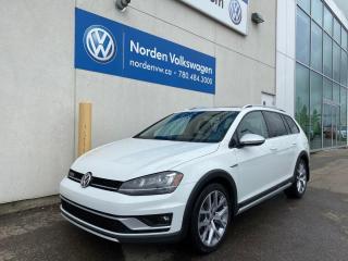 Used 2017 Volkswagen Golf Alltrack for sale in Edmonton, AB