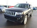 Used 2013 Jeep Grand Cherokee Overland for sale in Edmonton, AB