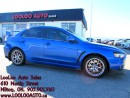 Used 2009 Mitsubishi Lancer Evolution Evolution MR Certified 2 YR Warranty for sale in Milton, ON