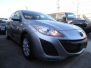 Used 2010 Mazda MAZDA3 GX for sale in Brampton, ON