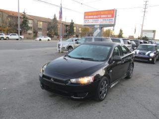 Used 2012 Mitsubishi Lancer DE for sale in Scarborough, ON