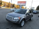 Used 2008 Land Rover LR2 HSE,AWD,LEATHER , SUNROOF ,,NAVIGATION for sale in Scarborough, ON