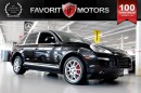 Used 2008 Porsche Cayenne Turbo AWD | LTHR | NAVI | HEATED SEATS for sale in North York, ON