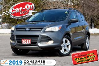 Used 2013 Ford Escape SE 4WD HTD SEATS PWR GRP SYNC ALLOYS for sale in Ottawa, ON