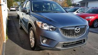 Used 2015 Mazda CX-5 GT for sale in Kingston, ON