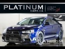 Used 2013 Mitsubishi Lancer Evolution MR, NAVI, for sale in North York, ON