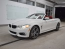 New 2017 BMW 440i xDrive Cabriolet for sale in Edmonton, AB