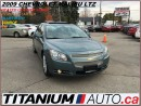 Used 2009 Chevrolet Malibu LTZ+2 Tone Interior+Sunroof+Leather Heated Seats++ for sale in London, ON