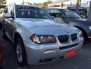 Used 2006 BMW X3 AWD-LEATHER-ROOF-CERTIFIED-EASY LOAN APPROVALS for sale in York, ON