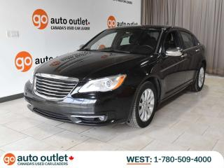 Used 2013 Chrysler 200 Touring, Auto, Heated Seats for sale in Edmonton, AB