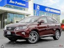 Used 2014 Lexus RX 350 Touring-Local/NoAccidents/ Navi/Back-Up/BSD/ Memor for sale in Port Coquitlam, BC