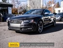 Used 2014 Audi S5 Progressiv for sale in Ottawa, ON