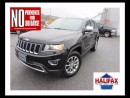 Used 2016 Jeep Grand Cherokee Limited for sale in Halifax, NS