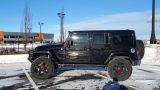 2015 Jeep Wrangler Sahara CUSTOM WITH LIFT KIT