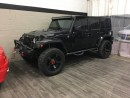 Used 2015 Jeep Wrangler Sahara CUSTOM WITH LIFT KIT for sale in York, ON